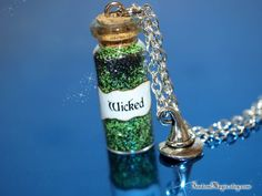 Want   https://www.etsy.com/listing/191556717/wicked-magical-necklace-with-a-witchs