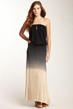 Young Fabulous & Broke Maelle Maxi Dress
