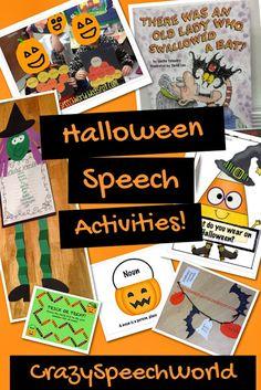 Halloween articulati