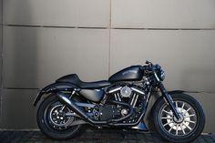 CSC Harley-Davidson Sportster by REMUS Schalldämpfer