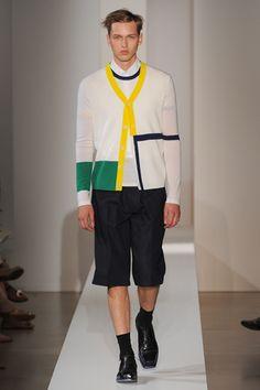 Jil Sander | Spring 2013 Menswear