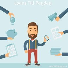 Sometimes unforeseen financial problems occur and you don't have a solution to settle it effectively. Well, don't worry now because you can get Cash Loan Till Payday now. This loan is especially crafted for the people who are dire of money and need it immediately. These loans are popular as it is a short term loan offered until you can't get your next payday.