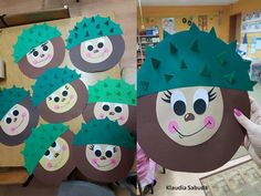 Simple DIY Craft Idea - Fall in Diy Fall Crafts cute fall diy crafts Autumn Crafts, Fall Crafts For Kids, Diy For Kids, Diy Home Crafts, Easy Diy Crafts, Simple Crafts, Diy Paper, Paper Crafts, Hand Print Tree