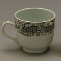 Unknown, Chinese, Coffee Cup, porcelain, 97.5.1. #palmermuseumofart