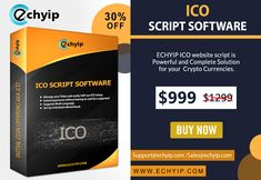 Fully featured ICO script with amazing feature is here to lanch your