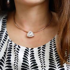 勝利女神項鍊#項鍊#復古飾品#飾品#necklace#blingbling#奧地利水晶#bluma