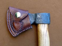 Nice Leatherwork, very functional and simplistic.