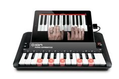 Play the Piano with iON Piano Apprentice Controller Dock