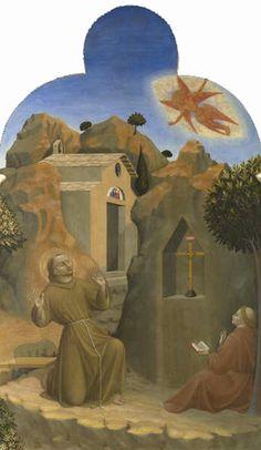 Sassetta, The Stigmata of St Francis