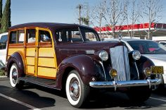 1938 Packard Six Station Wagon  Maintenance/restoration of old/vintage vehicles: the material for new cogs/casters/gears/pads could be cast polyamide which I (Cast polyamide) can produce. My contact: tatjana.alic@windowslive.com