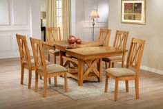 iPatterson Dining Room Set - Seated Height