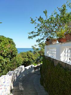"""""""Miramare Sea Resort & Spa"""" (Hotel), Sant'Angelo, Isola Ischia,Italia (Maggio)"""