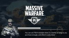 Massive Warfare SHOOTER GAME #2 - Massive Warfare is a Android Free 2 play Action Shooter Multiplayer Game featuring top down battles across land sea and air