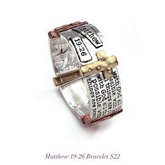 Just Jewelry Matthew 19:26 spring summer 2015 collection