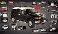 FJ Cruiser Accessories