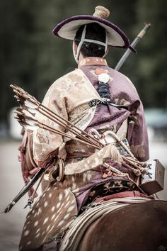 Yabusame Horse Archery, Japan