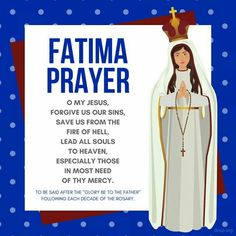 May 13, 2018 101st Anniversary of the Apparition of our Lady of Fatima!