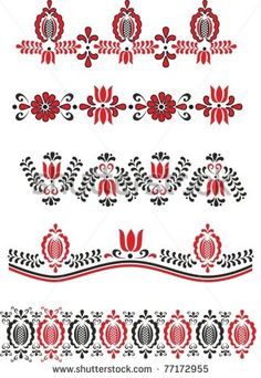 Embroidery For Beginners embroidery hungarian pattern Hungarian Embroidery, Folk Embroidery, Learn Embroidery, Embroidery For Beginners, Embroidery Techniques, Hungarian Tattoo, Floral Embroidery, Chain Stitch Embroidery, Cross Stitch Fabric