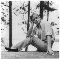 Literary loafer: Truman Capote
