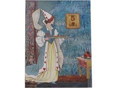 Queen CollageThe Queen Of HeartsQueen with by luckduck on Etsy