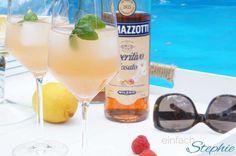 Der neue Sommer-Cocktail Apéro Paradisi ist ein erfrischend leichter Aperitif und besteht aus Ramazzotti Rosato, Grapefruit und Weißwein. Lieblingsrezept <3