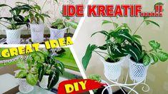 Indoor Plants, Diy, Inside Plants, Bricolage, Handyman Projects, Do It Yourself, Fai Da Te, Crafting, Diys