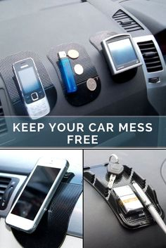 Luxury Lifestyle : Keep Any Number Of Devices Safe In One Place And Keep Your Car Mess Free. Car Cleaning Hacks, Car Car, Luxury Lifestyle, Luxury Cars, Gadgets, Number, Free, Ebay, Vehicle Repair