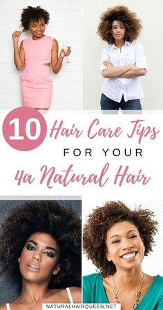10 Hair Care Tips for Your Natural Hair 4a Natural Hair, Natural Hair Regimen, Natural Hair Care Tips, Natural Hair Growth, Natural Hair Styles, Going Natural, Eyebrows, Eyeliner, Hair Topic