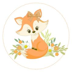 Новости Cartoon Clip, Cartoon Drawings, Cute Cartoon, Fuchs Illustration, Cute Illustration, Forest Animals, Woodland Animals, Cute Images, Cute Pictures