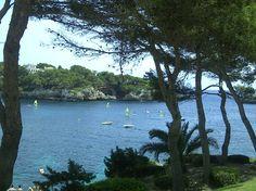 Cala Esmeralda, Cala D'or, Majorca Majorca, Beach Hotels, Holiday Destinations, Beautiful Places, Landscapes, To Go, Park, Water, Travel