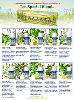 Organic Essential Oils, Essential Oil Blends, Citrus Garden, Bergamot, Lemon Grass, Bliss, The Balm, Rest, Essentials