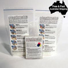 Home Arts & Crafts 500g Enthusiastic Plastimake Moldable Plastic