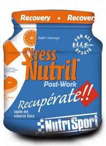 Hola a todos, Hoy probamos y analizamos este producto de Nutrisport. Stressnutril ayuda a la recuperación muscular después del deporte intenso. Gracias a su combinación de proteínas, carbohidratos y amonoàcids verás como puedes volver a tu práctica antes y sin tanto cansancio! Nosotros te recomendamos porque la hemos probado. Lo encontrarás on line en http://www.lescosesbones.com/es/36-recuperadores o en  Les Coses Bones C( Major 12 - Molins de Rei 93 680 11 94 - @Les Coses Bones.com