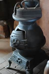 Pot Belly Stove Installation - Bing Images
