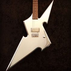 DiPinto Guitars - Shuriken - Chrome Plated - only one made (so far)