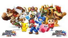 Super Smash Bros: svelato il periodo d'uscita, modalità esclusiva e nuovi personaggi