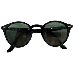 Pre-owned sunglasses (390 BRL) ❤ liked on Polyvore featuring accessories,  eyewear. Eyewear Ray BanÓculos ... c5ba8cc6d9