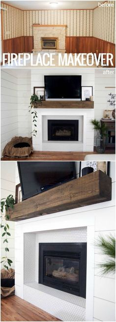 63 best fireplace diy makeover images in 2019 drive way fire rh pinterest com