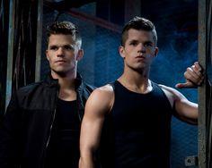 Teen wolf season 3. Max and Charlie Carver