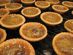 Whether you like nuts or raisins or thin or thick crust in butter tarts, you're bound to find a version in this selection of recipes to try making at home.    Whether runny or firm, with raisins