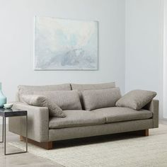 "Harmony Down-Filled Sofa (82"") 