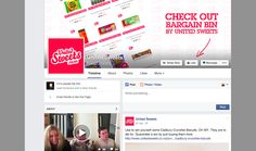 Getting your business social: Facebook and Instagram   Collect   United Sweets   Retail Marketing Blog