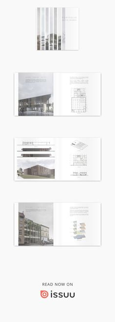 Ideas for design portfolio architecture layout Modelo Portfolio, Portfolio D'architecture, Portfolio Design Layouts, Mise En Page Portfolio, Portfolio Covers, Portfolio Examples, Indesign Portfolio, Portfolio Booklet, Graphic Portfolio