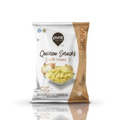 Pure Organic Foods - Snacks on Packaging of the World - Creative Package Design…