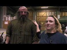 ▶ The Hobbit Behind the Scenes - Makeup - YouTube