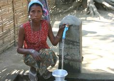 UNDP's CDRT project has supported 57 villages in Paletwa Township, Myanmar, to improve their water supply. Read more: http://on.undp.org/vRFjw