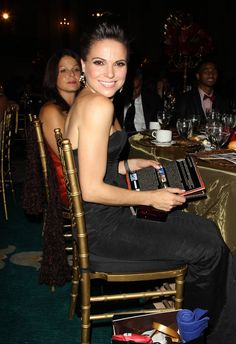 Lana Parilla at FACE FORWARD GALA SUPPORTING VICTIMS OF DOMESTIC ABUSE - INSIDE (2014-09-13) http://www.lanaparrilladaily.net/photos/thumbnails.php?album=441