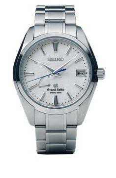 My dream watch... Grand SEIKO SBGA011.