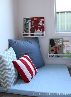 cushions for reading corner - Google Search
