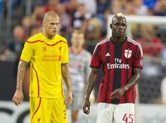 Report: Liverpool agree £16m deal with AC Milan for Mario Balotelli #LFC